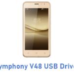 Symphony V48 USB Driver