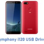 Symphony i120 USB Driver