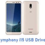 Symphony i15 USB Driver