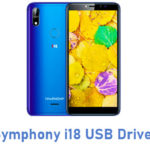 Symphony i18 USB Driver