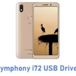Symphony i72 USB Driver