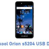 Verykool Orion s5204 USB Driver