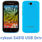 Verykool S4510 USB Driver