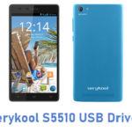 Verykool S5510 USB Driver