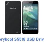 Verykool S5518 USB Driver