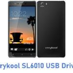 Verykool SL6010 USB Driver