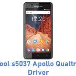 Verykool s5037 Apollo Quattro USB Driver