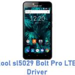 Verykool sl5029 Bolt Pro LTE USB Driver