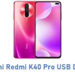 Xiaomi Redmi K40 Pro USB Driver