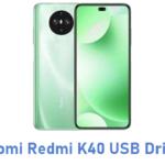Xiaomi Redmi K40 USB Driver