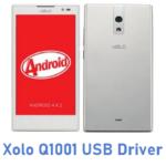 Xolo Q1001 USB Driver