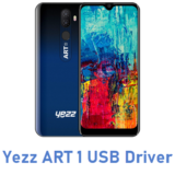 Yezz ART 1 USB Driver