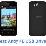 Yezz Andy 4E USB Driver