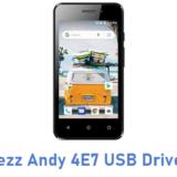 Yezz Andy 4E7 USB Driver