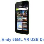 Yezz Andy 55ML VR USB Driver