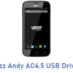 Yezz Andy AC4.5 USB Driver