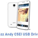 Yezz Andy C5EI USB Driver