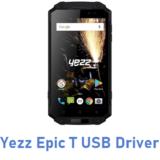Yezz Epic T USB Driver