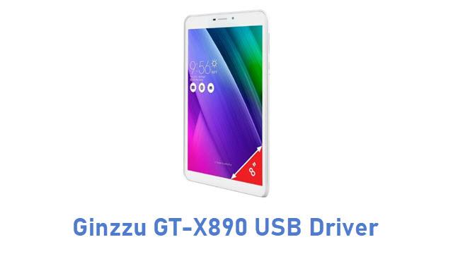 Ginzzu GT-X890 USB Driver