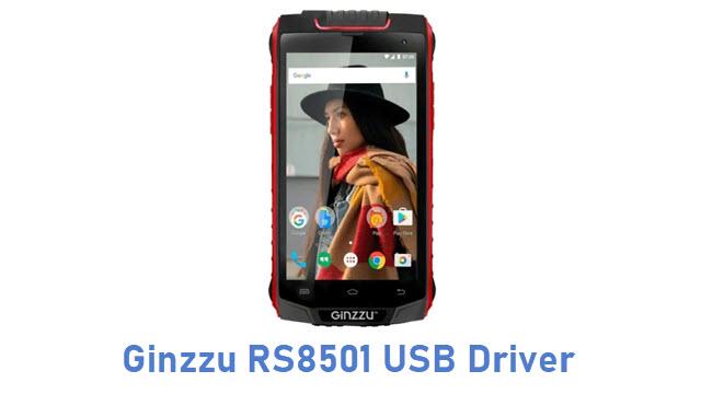 Ginzzu RS8501 USB Driver