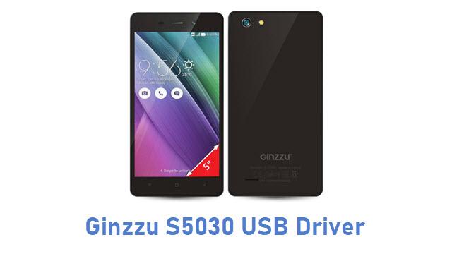 Ginzzu S5030 USB Driver