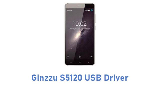 Ginzzu S5120 USB Driver