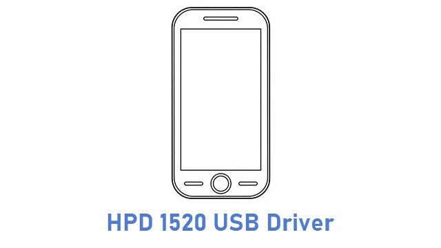 HPD 1520 USB Driver