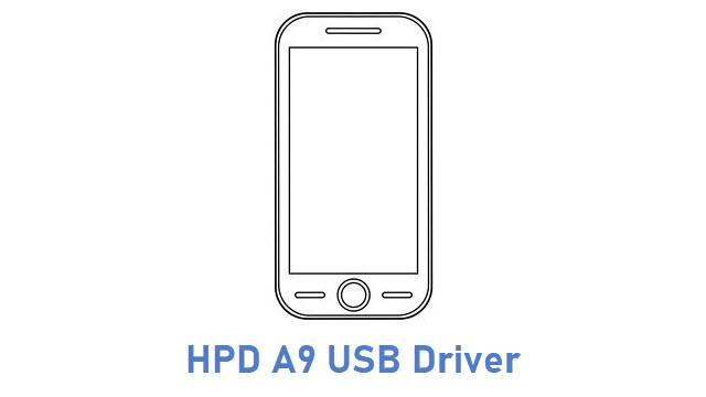 HPD A9 USB Driver