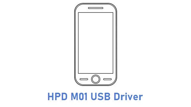 HPD M01 USB Driver