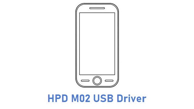 HPD M02 USB Driver