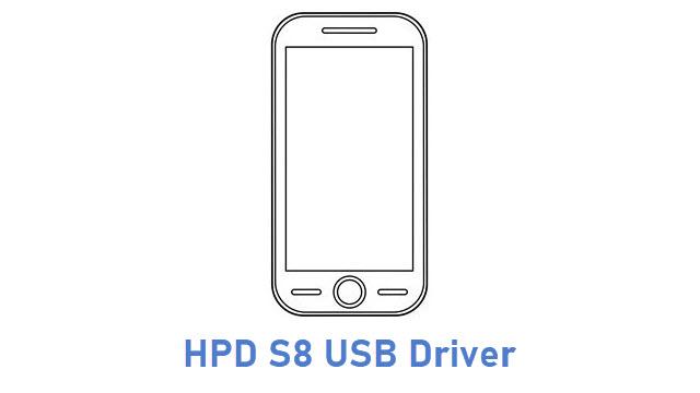 HPD S8 USB Driver