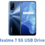 Realme 7 5G USB Driver