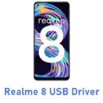 Realme 8 USB Driver