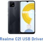 Realme C21 USB Driver