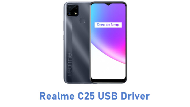 Realme C25 USB Driver