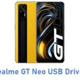 Realme GT Neo USB Driver