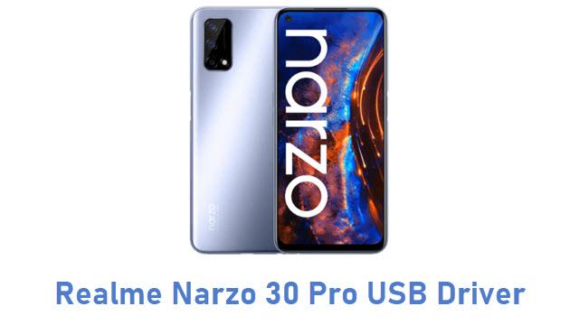 Realme Narzo 30 Pro USB Driver