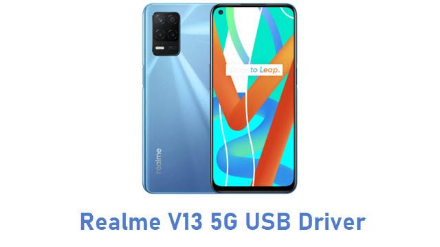 Realme V13 5G USB Driver