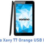 Vonino Xavy T7 Orange USB Driver