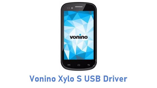 Vonino Xylo S USB Driver