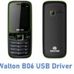 Walton B06 USB Driver