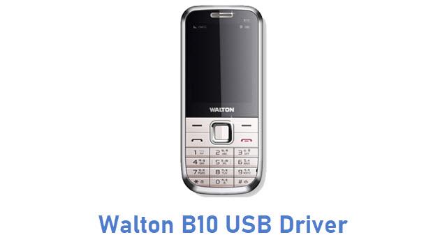 Walton B10 USB Driver