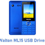 Walton ML15 USB Driver
