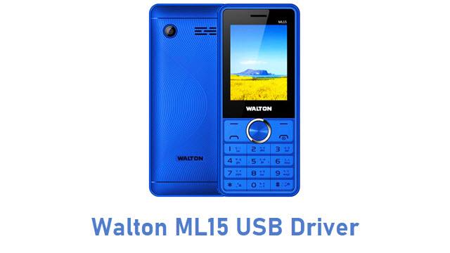 Walton ML15 USB Driver