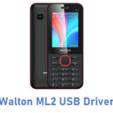 Walton ML2 USB Driver