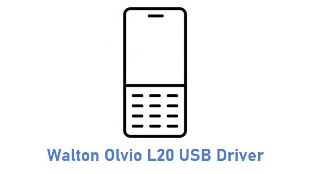 Walton Olvio L20 USB Driver