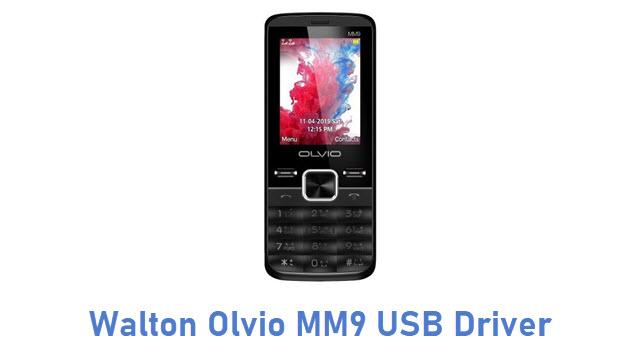 Walton Olvio MM9 USB Driver