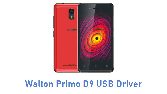 Walton Primo D9 USB Driver