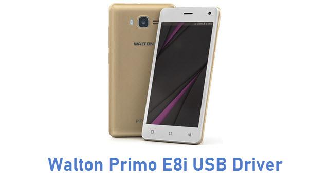 Walton Primo E8i USB Driver