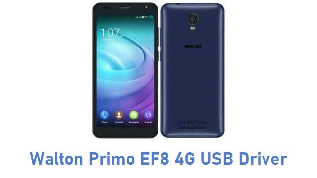 Walton Primo EF8 4G USB Driver